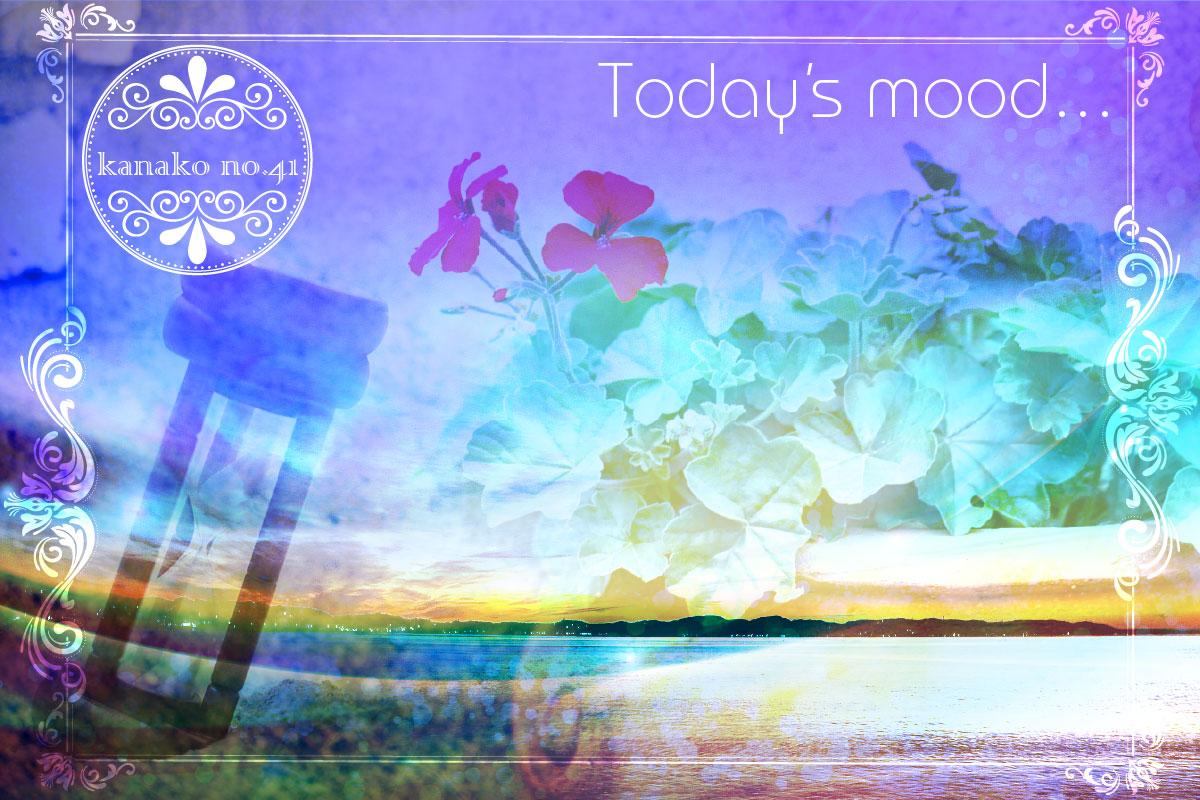 <Today's mood…> 今日の1枚(オラクルカード)a0222