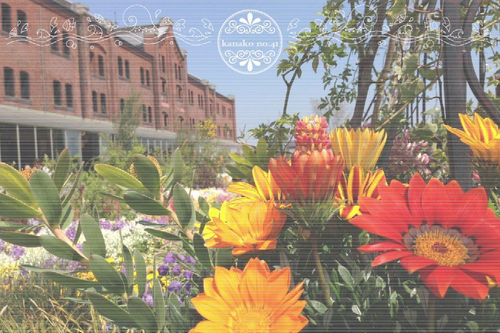 横浜赤レンガ倉庫「FLOWER Garden2018」